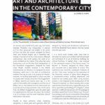 Arte e Architettura nella città contemporaneapdf