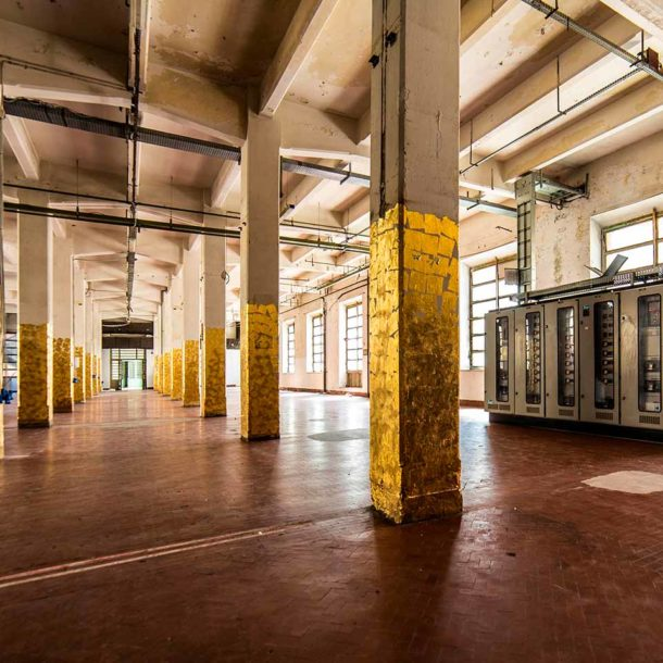 Passato industriale e design contemporaneo