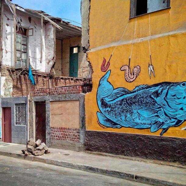 Lima, crescita incontrollata ed emergenza abitativa