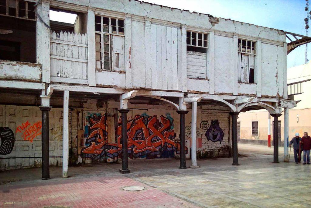Lima, crescita incontrollata ed emergenza abitativa 2