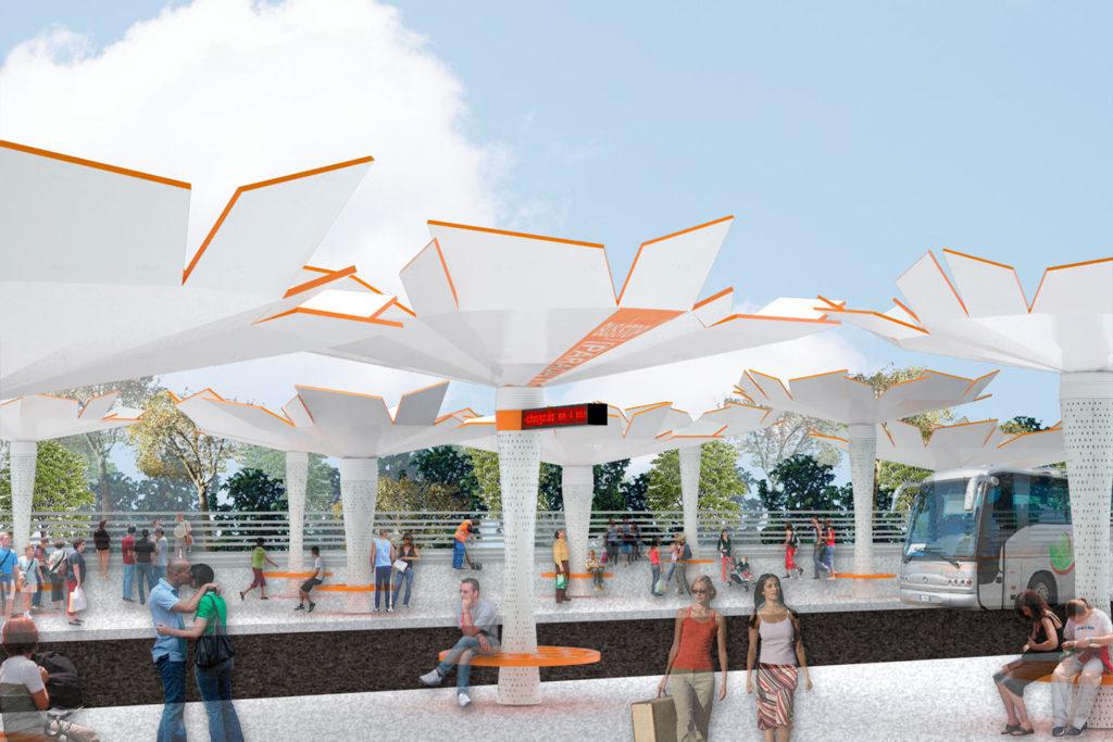 Presentato a Milano il progetto della Bromelia 3