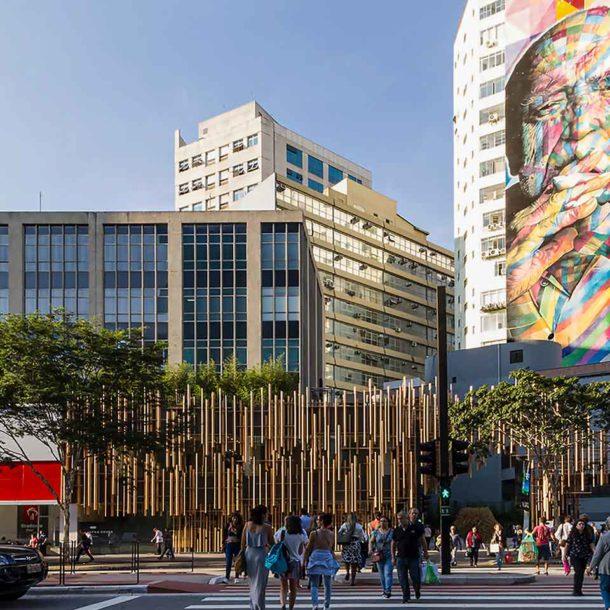 Focus sull'architettura brasiliana su IQD