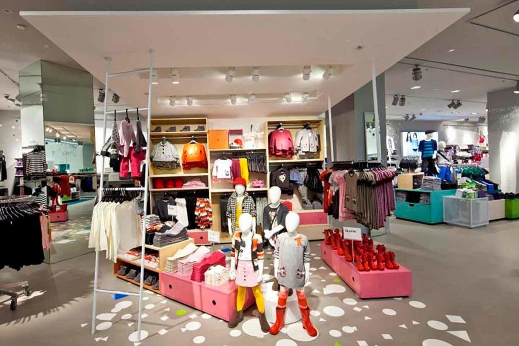 Cusco H&M store