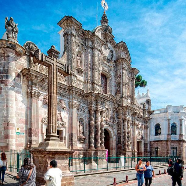 Quito e la bulimia da pianificazione