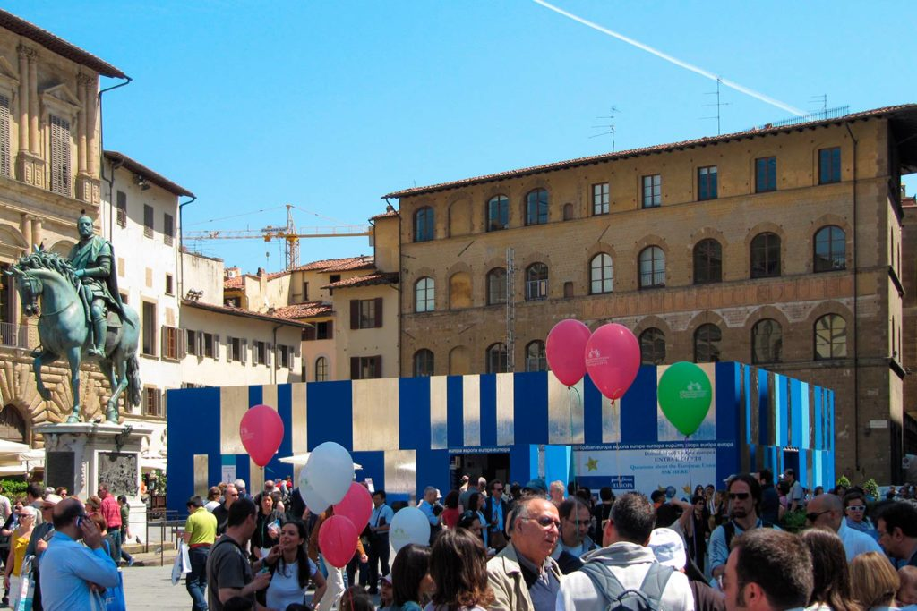 festival d'europa esterno