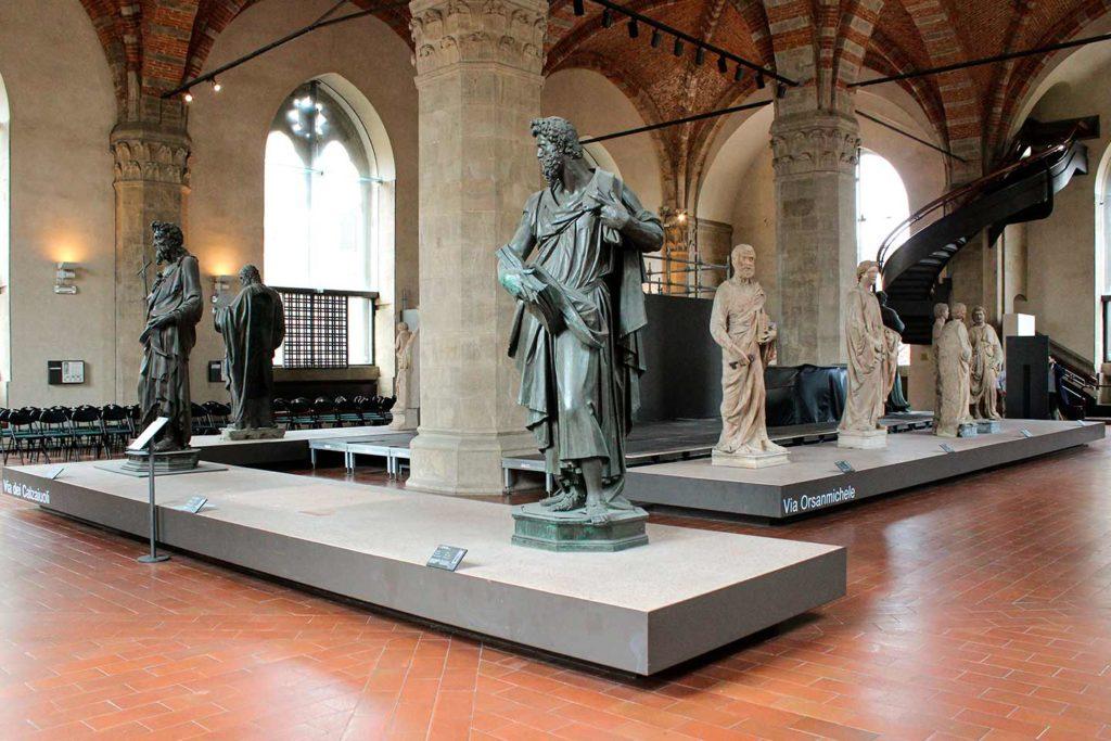 orsanmichele statue