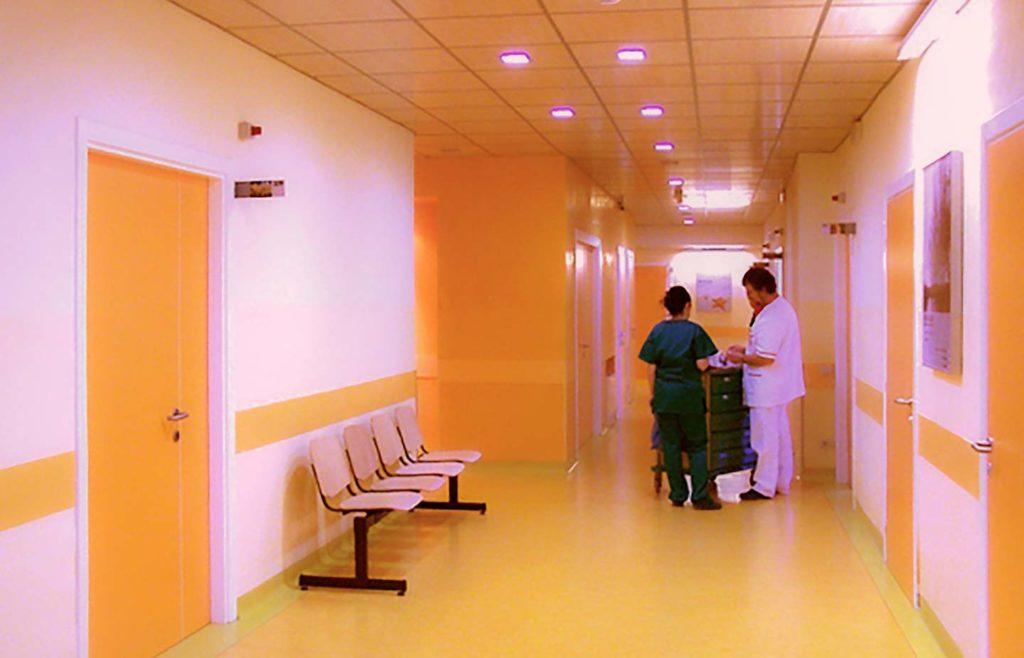 ospedale di navacchio corsia