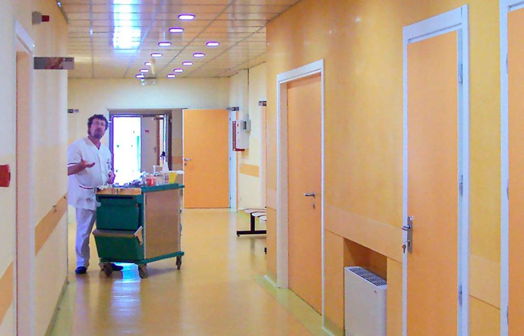ospedale di navacchio corsia 2